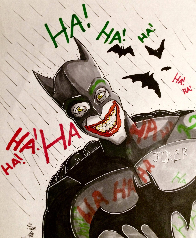 The BatClown