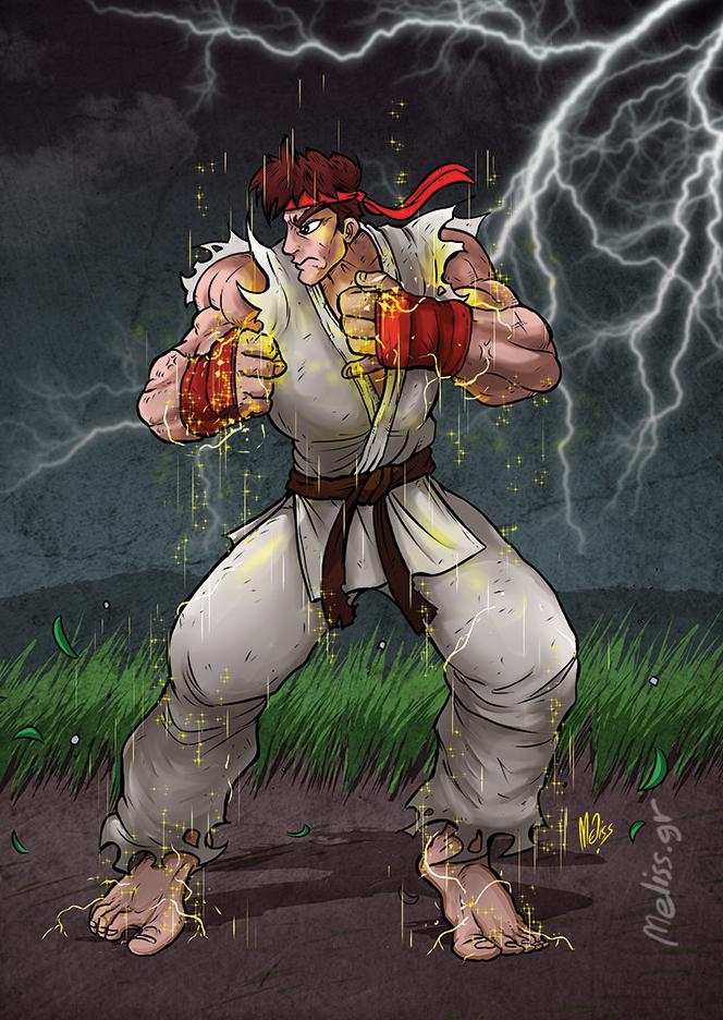 Ryu tribute