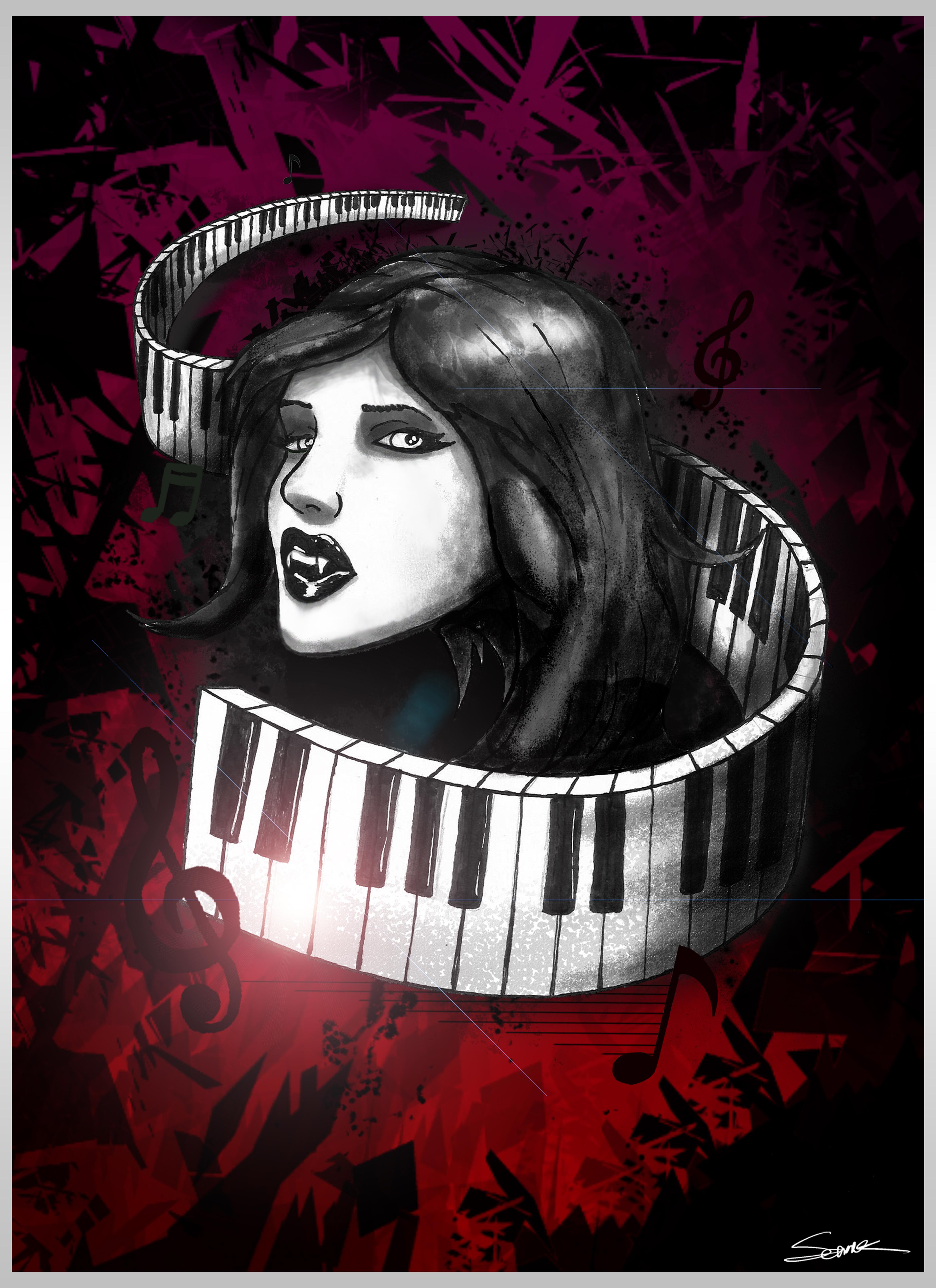 Bleeding Hearts & Artists