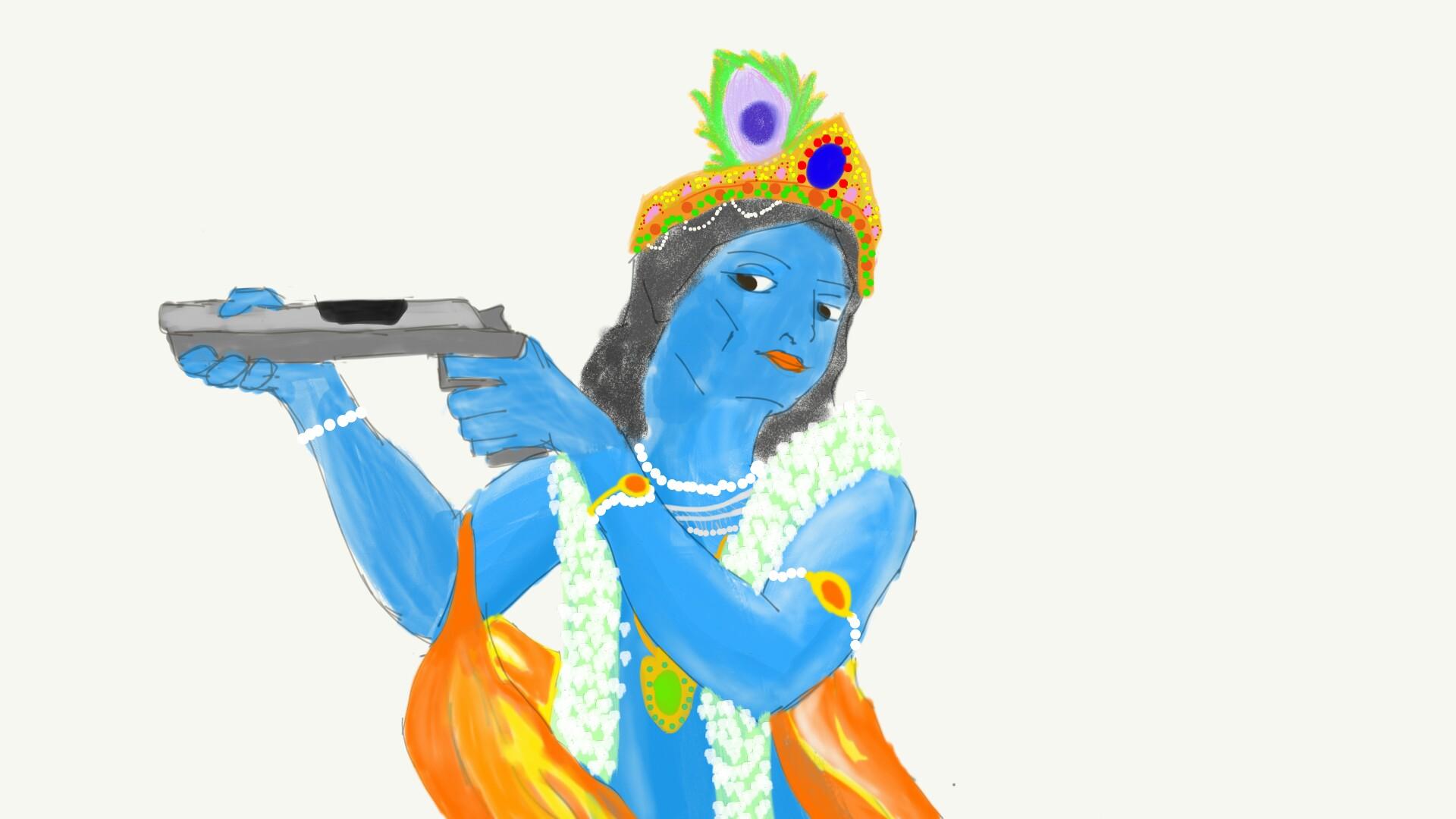 interpol Krishna