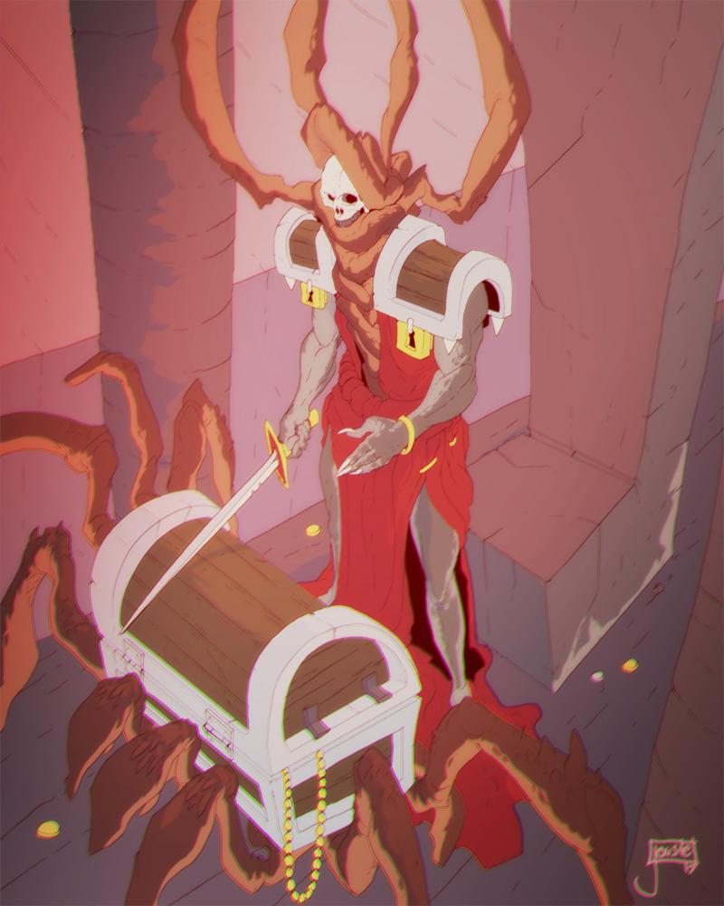 The Mimic King