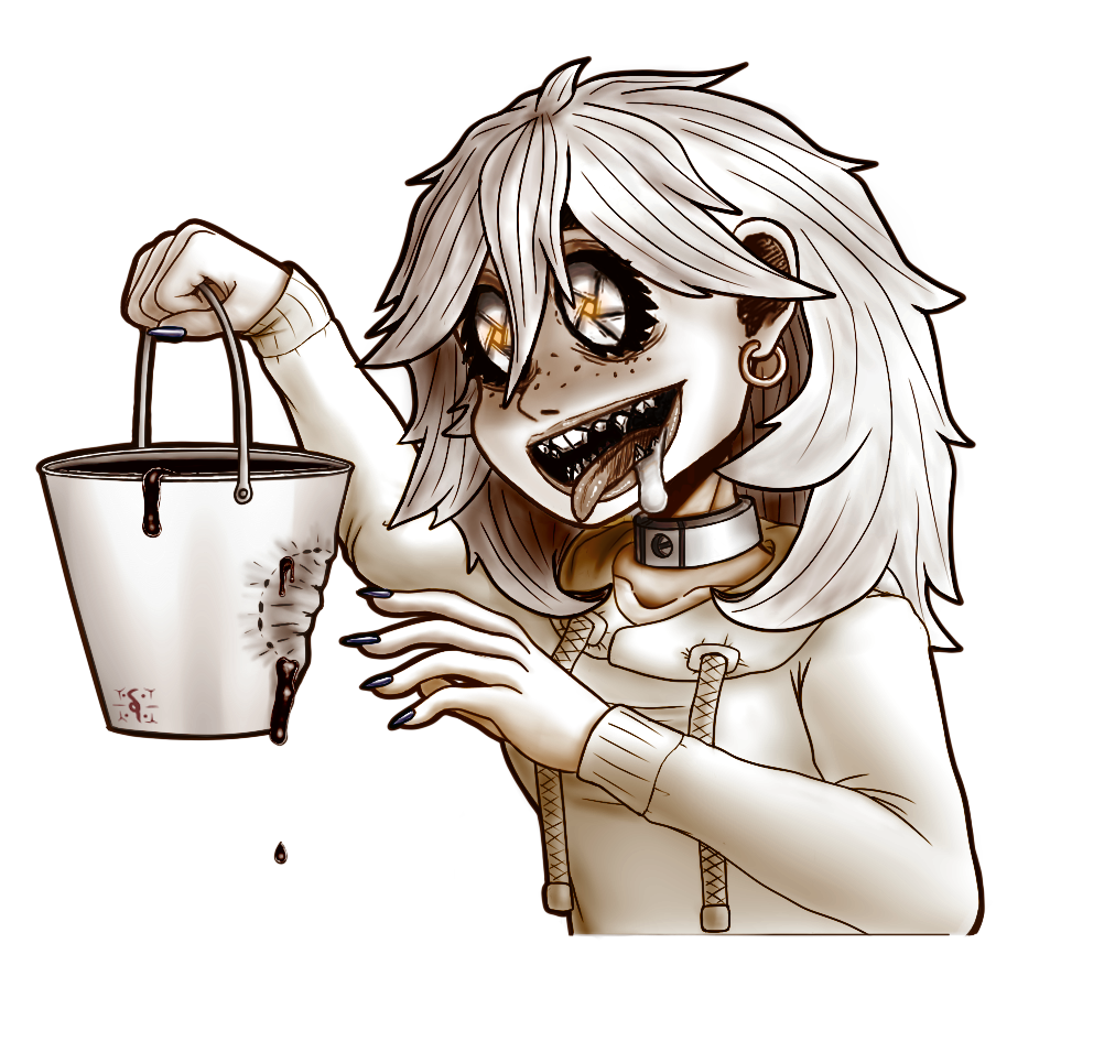 Garbageface (Fanart) version 2