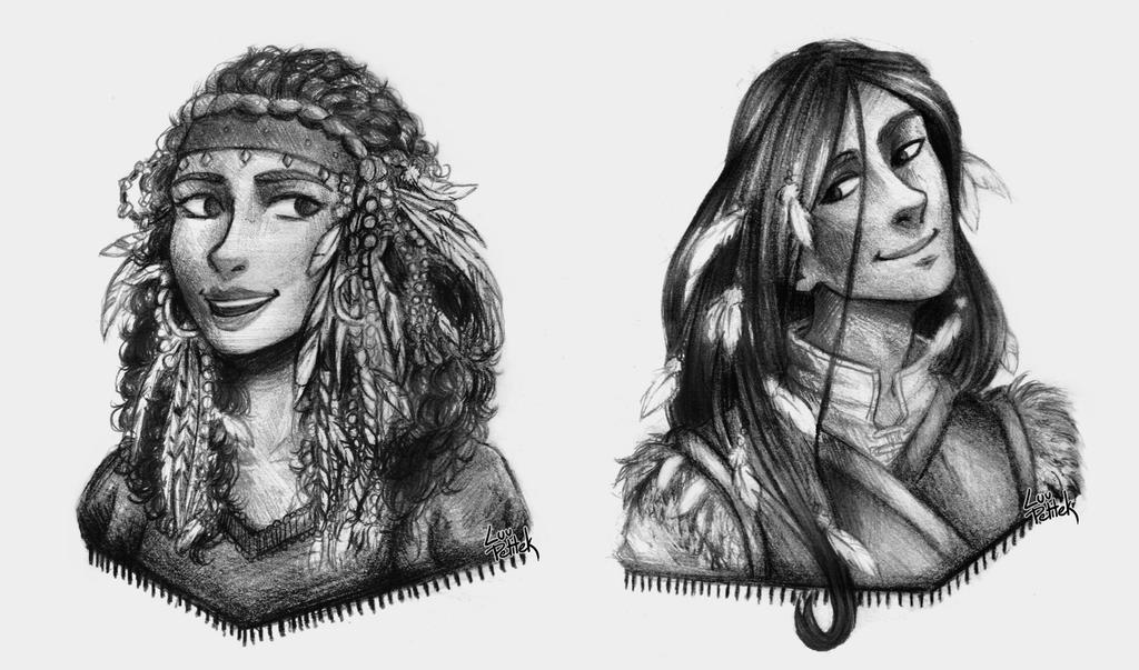 Savrunne and Murrneg (commission)