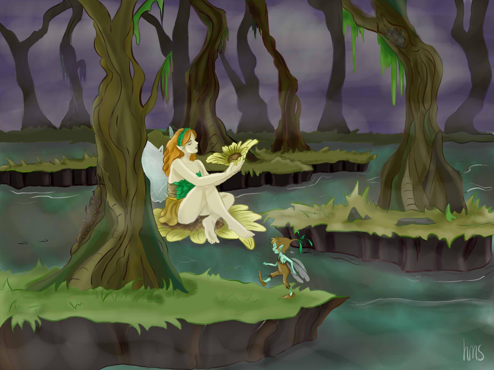 Swamp Fairies