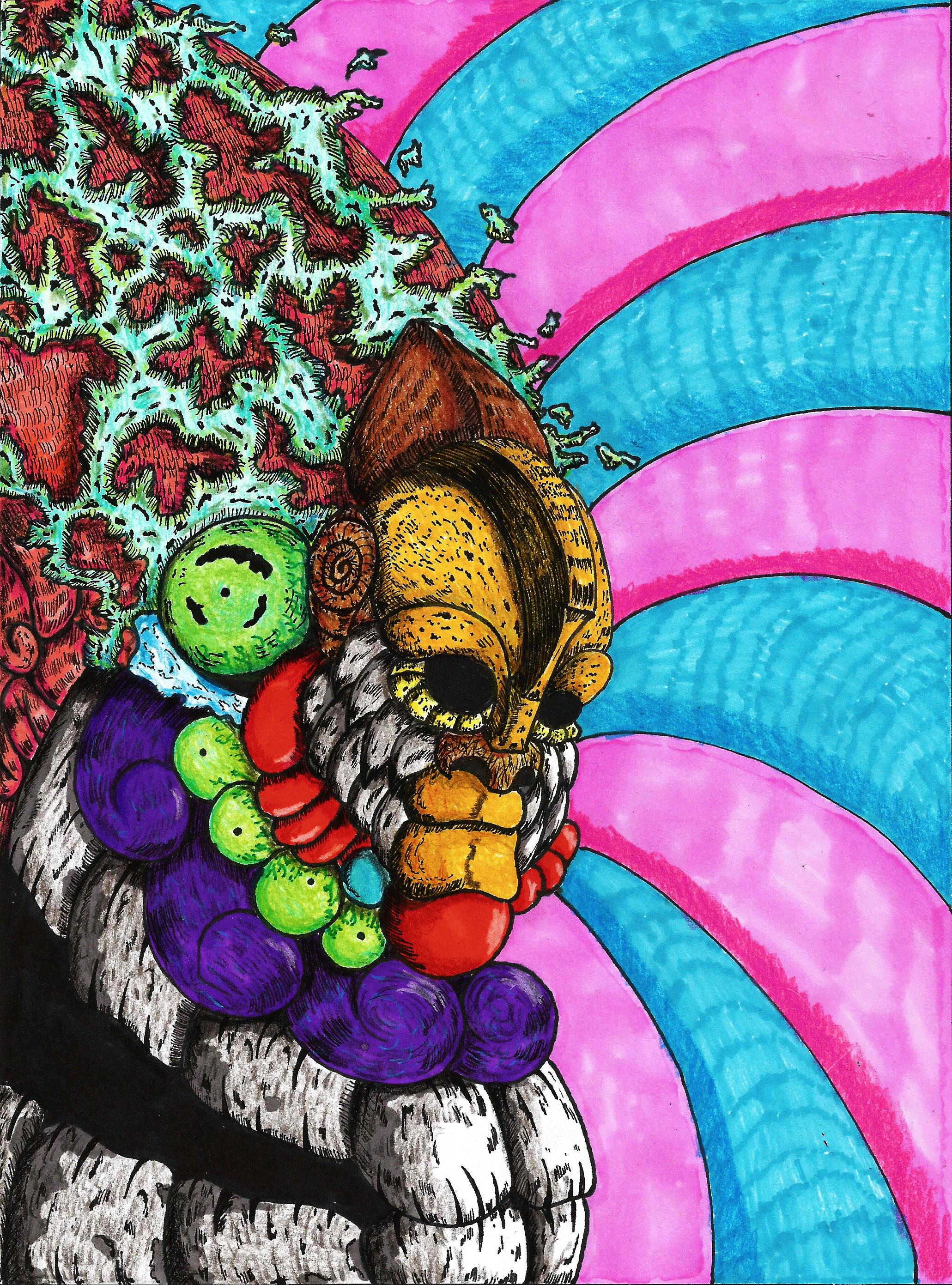 The jungle monkey beat band.