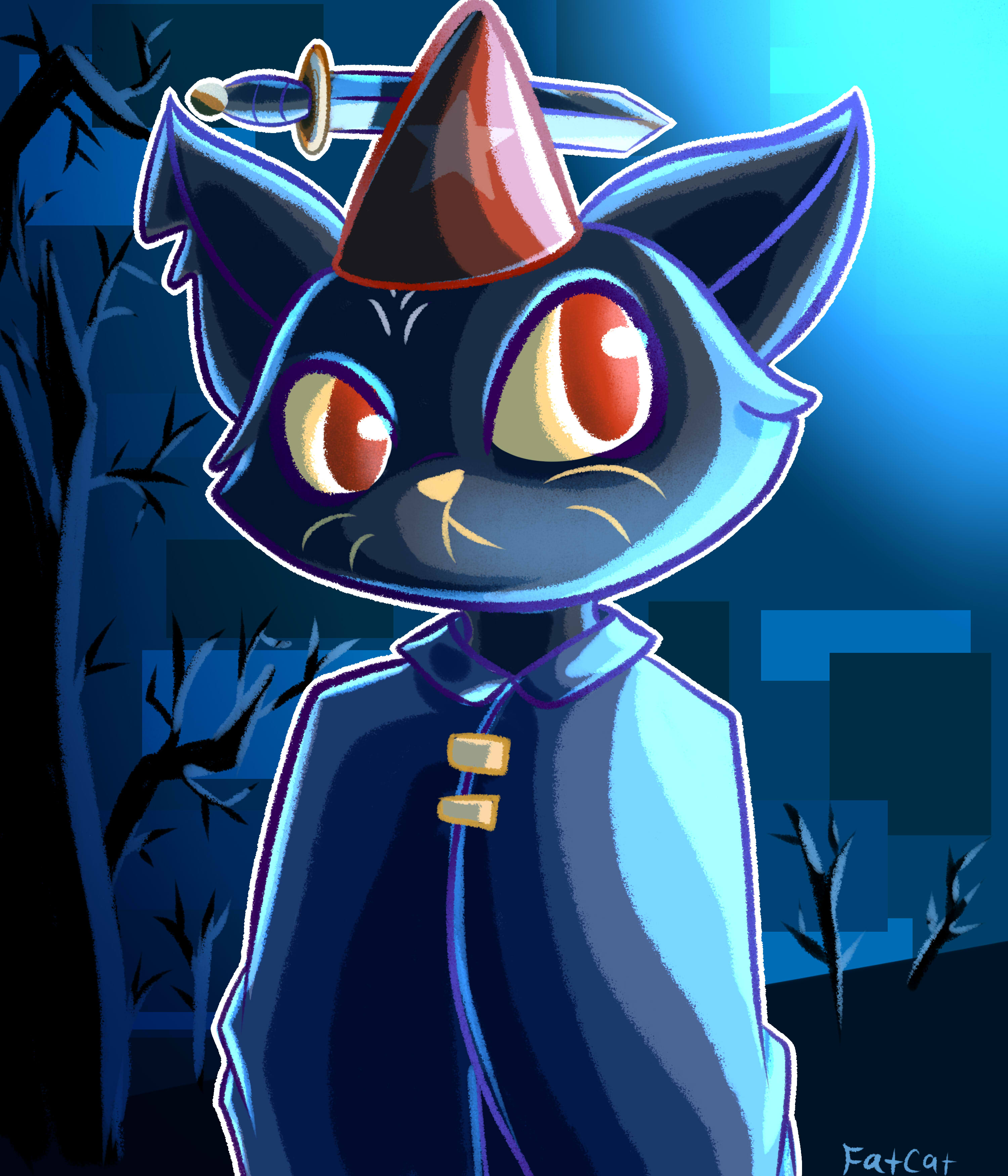 Mae from Night In The Woods