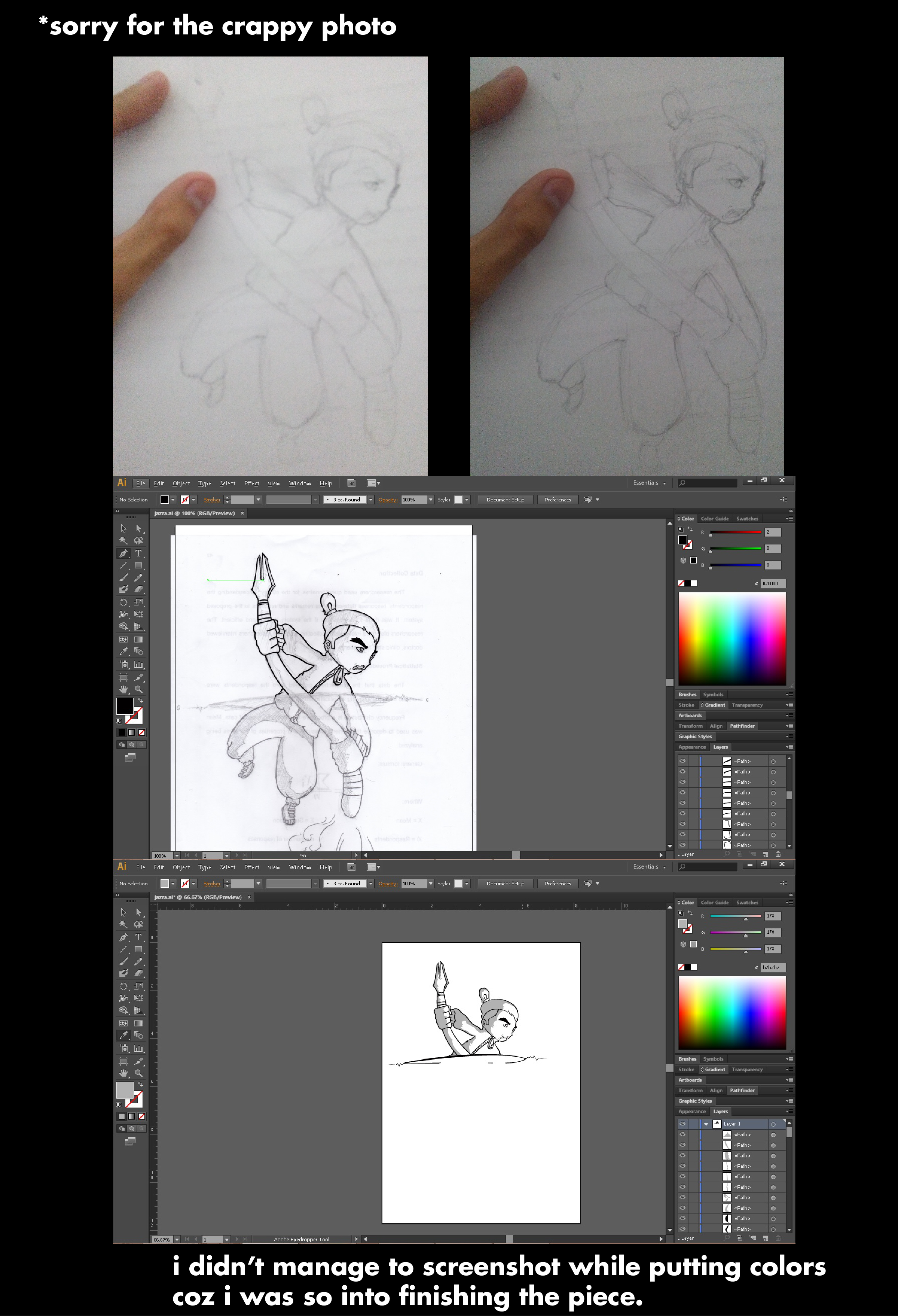 Mid Process