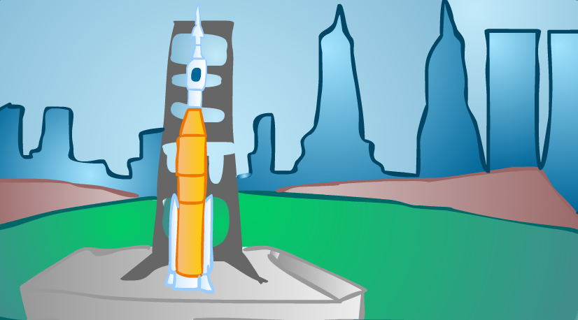 on The Launch Pad