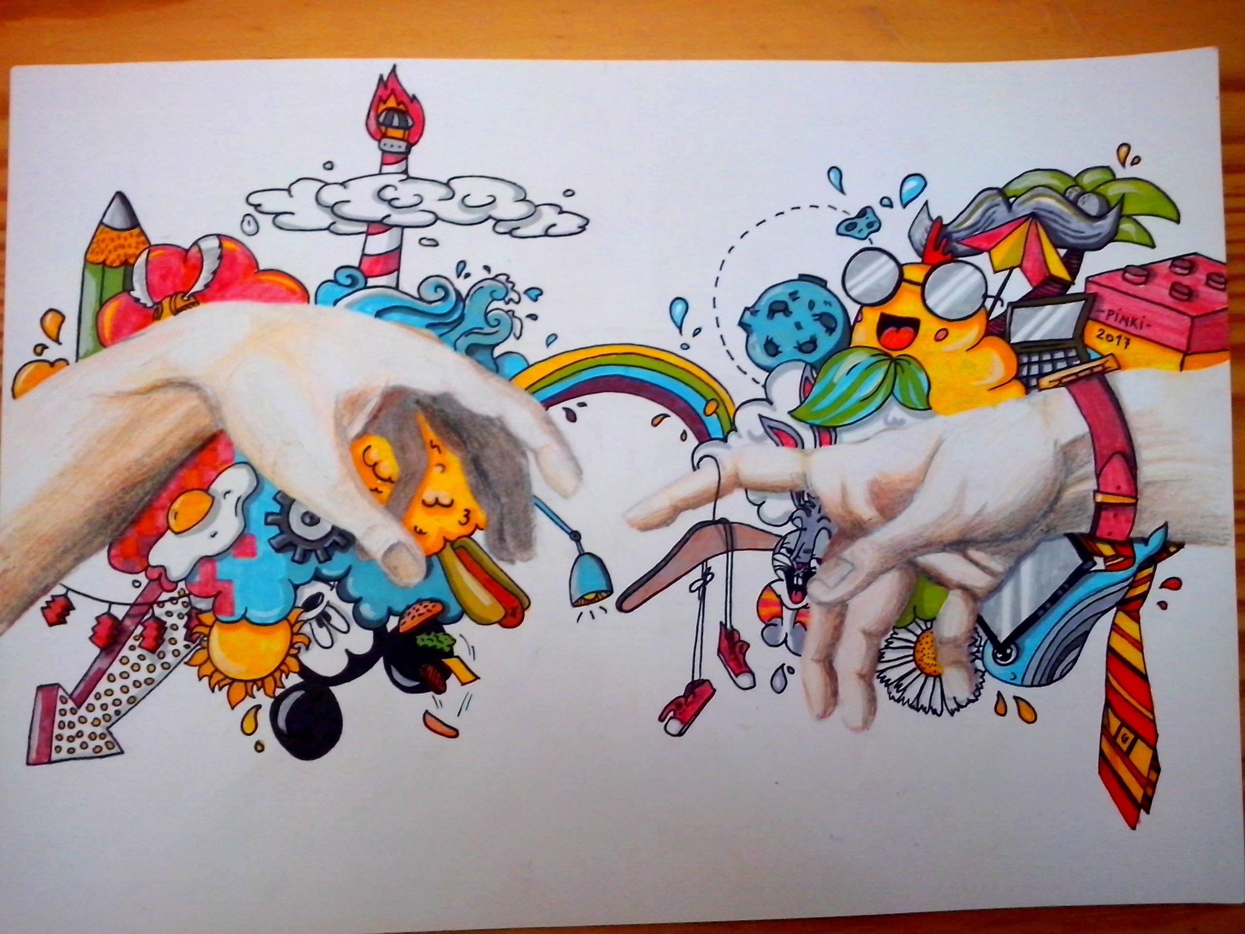 TraDigital doodles