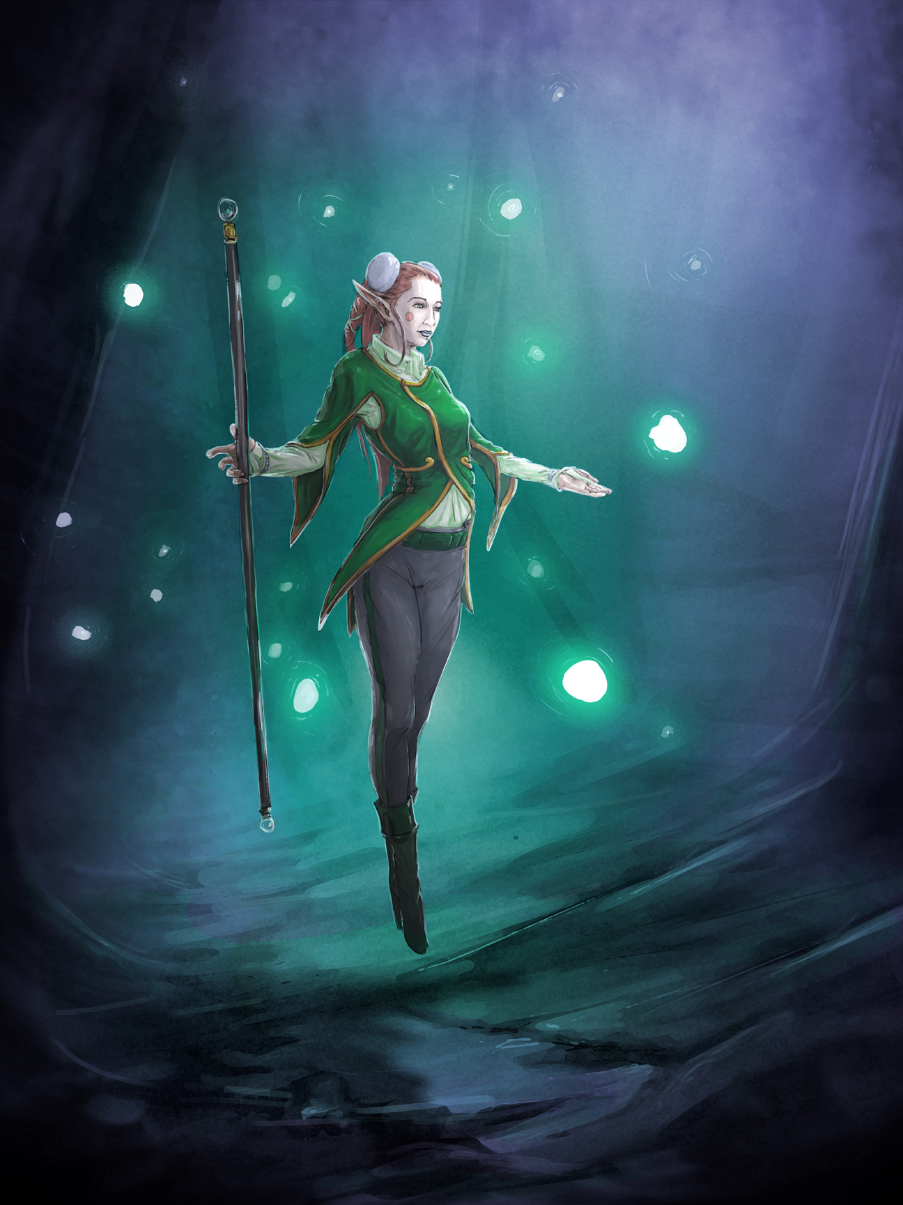 Princess Selene Concept