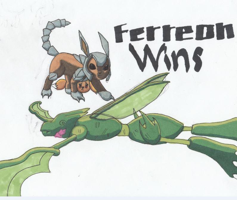 Ferreon Wins