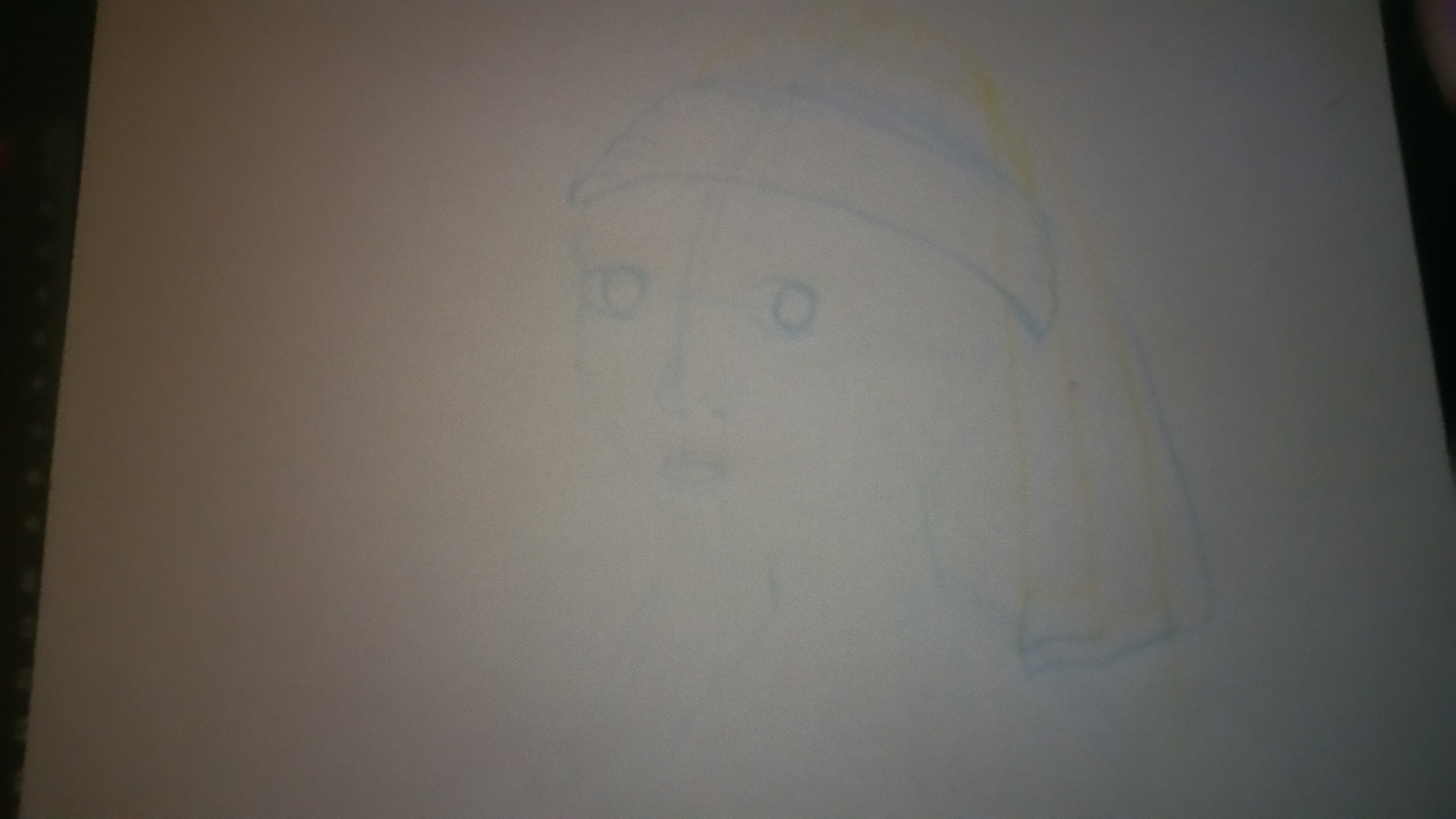 Sketch Rework the girl with the pearl earring