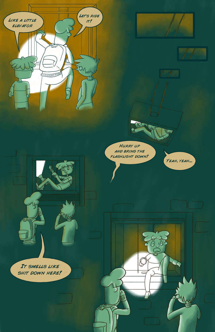 The Mystery of Stormy Dorris - page 3