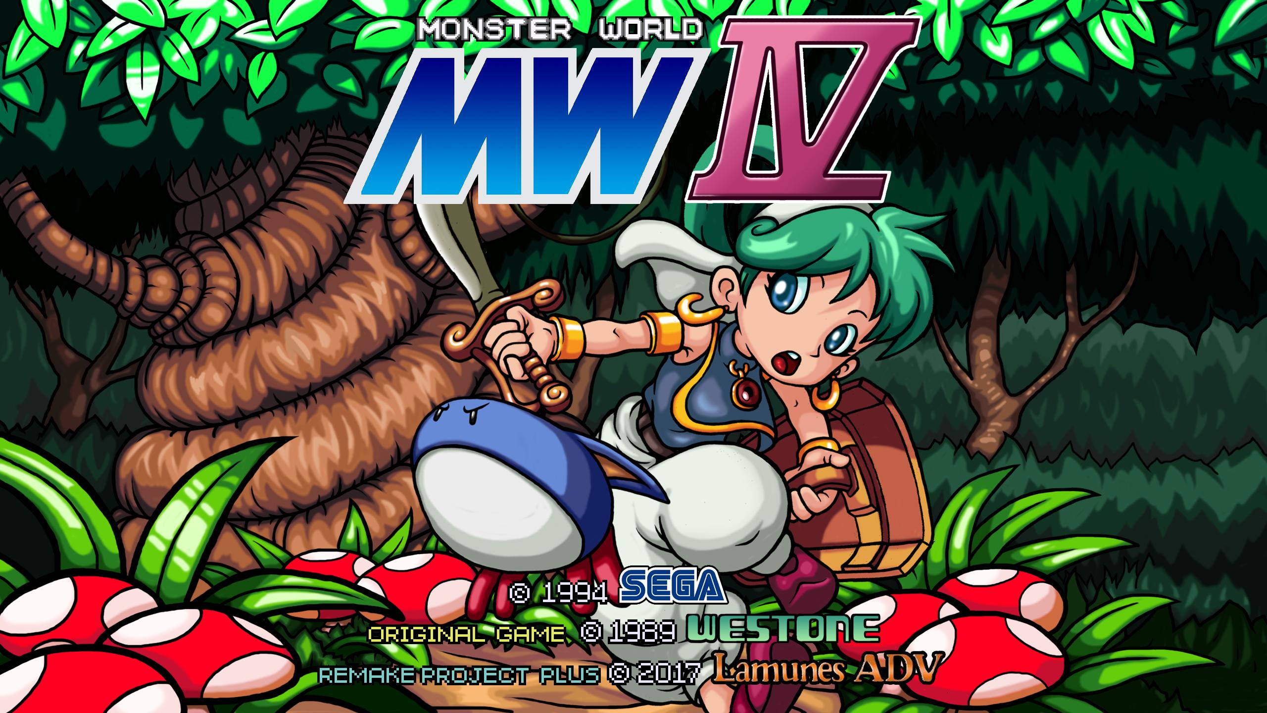 Remake Project + - Monster World IV