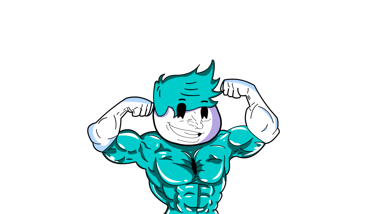 Al'muscle'mucho man