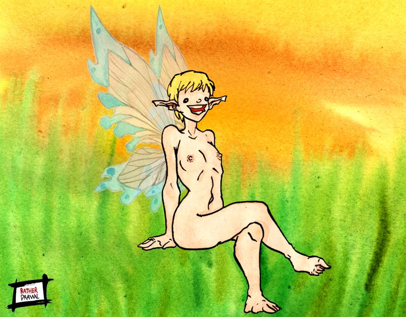 Summer Fairie