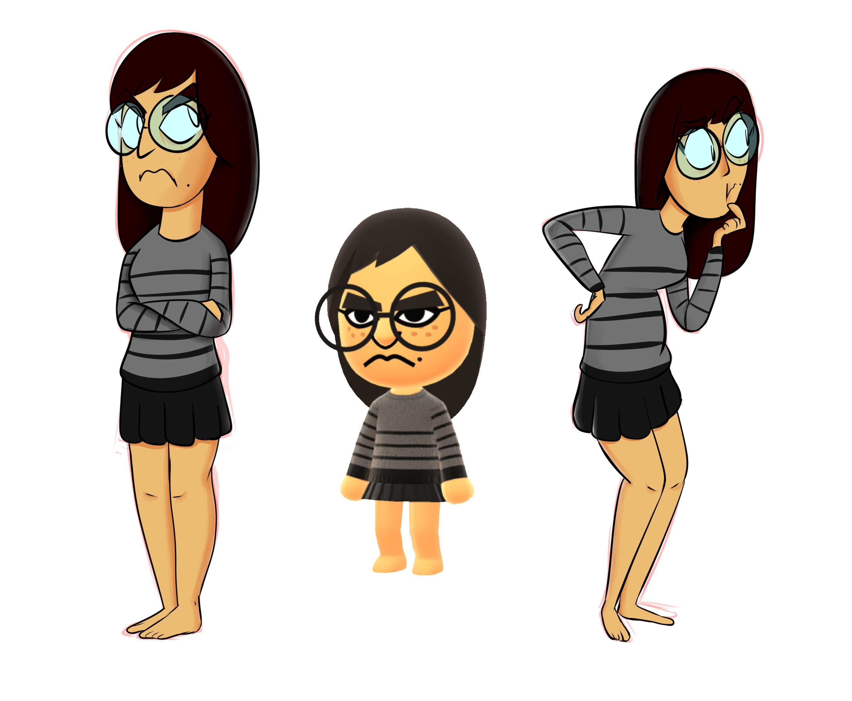My Mii - Heather