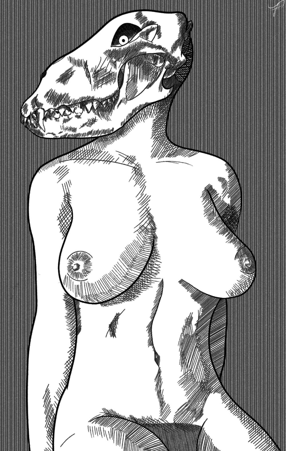 Skull Wolfess