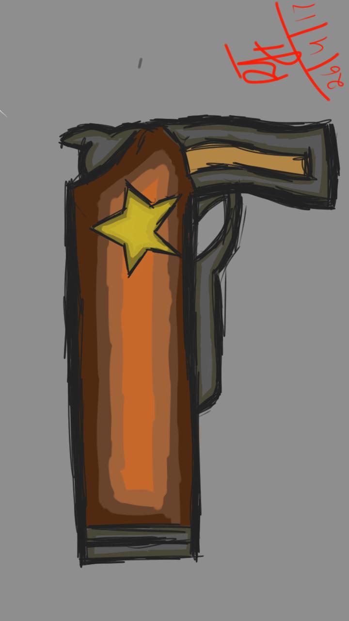 Gun (speedart)