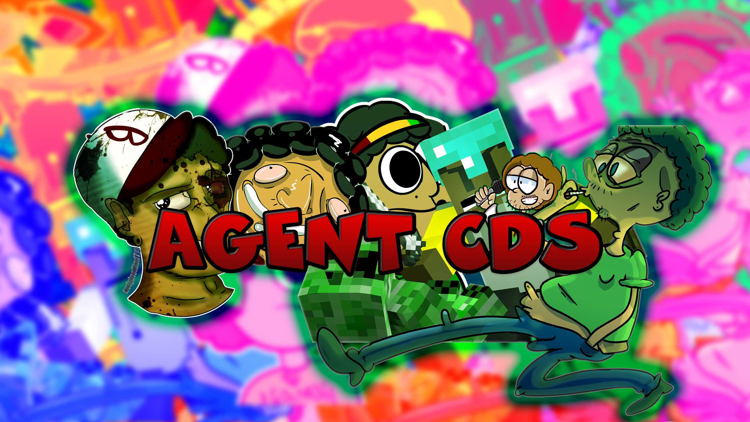 Agent CDS (Youtube Banner)