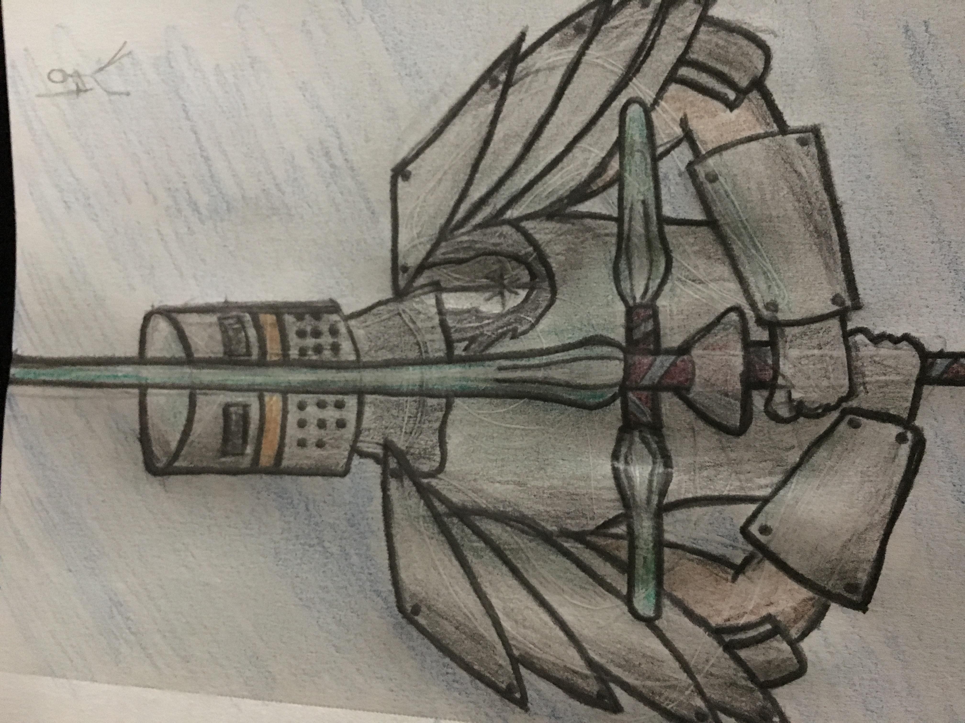 Medieval Jedi Knight