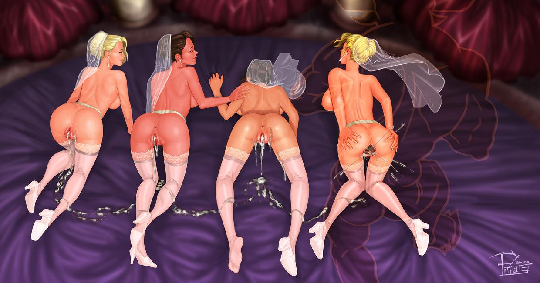 Wedding of the minotaur 2/3