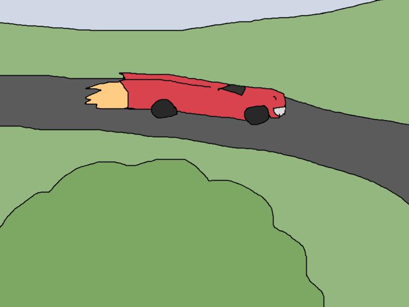 Blazing Hills