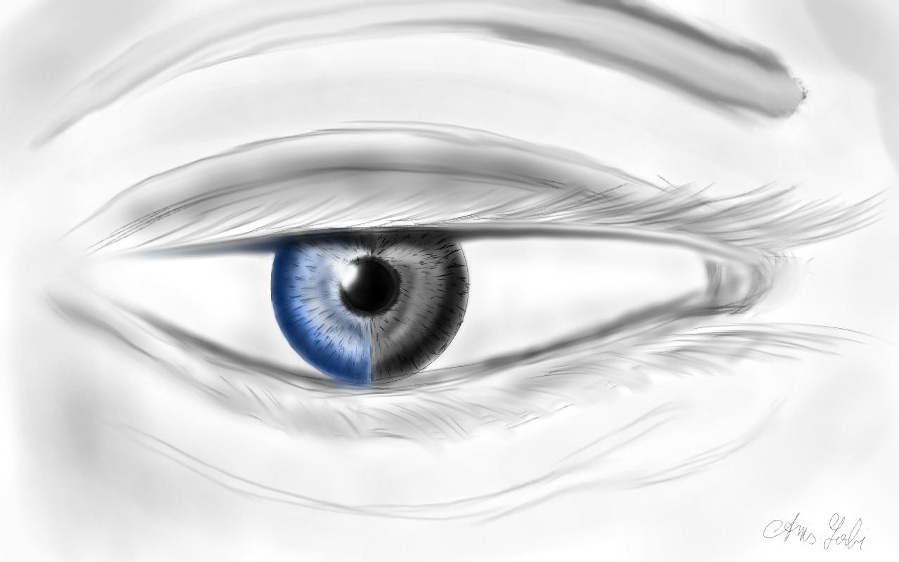2 side eye