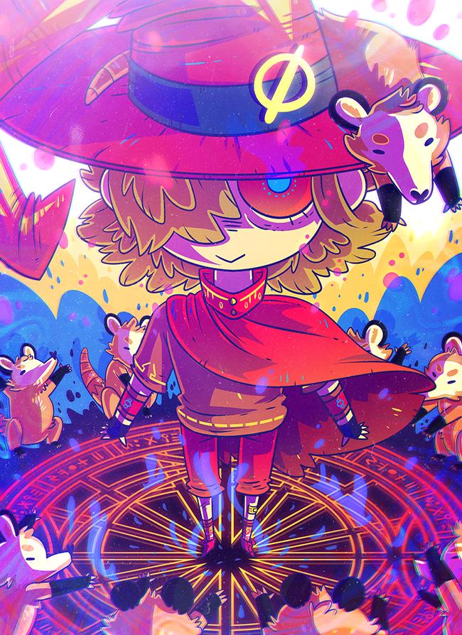 Possum Magic Circle