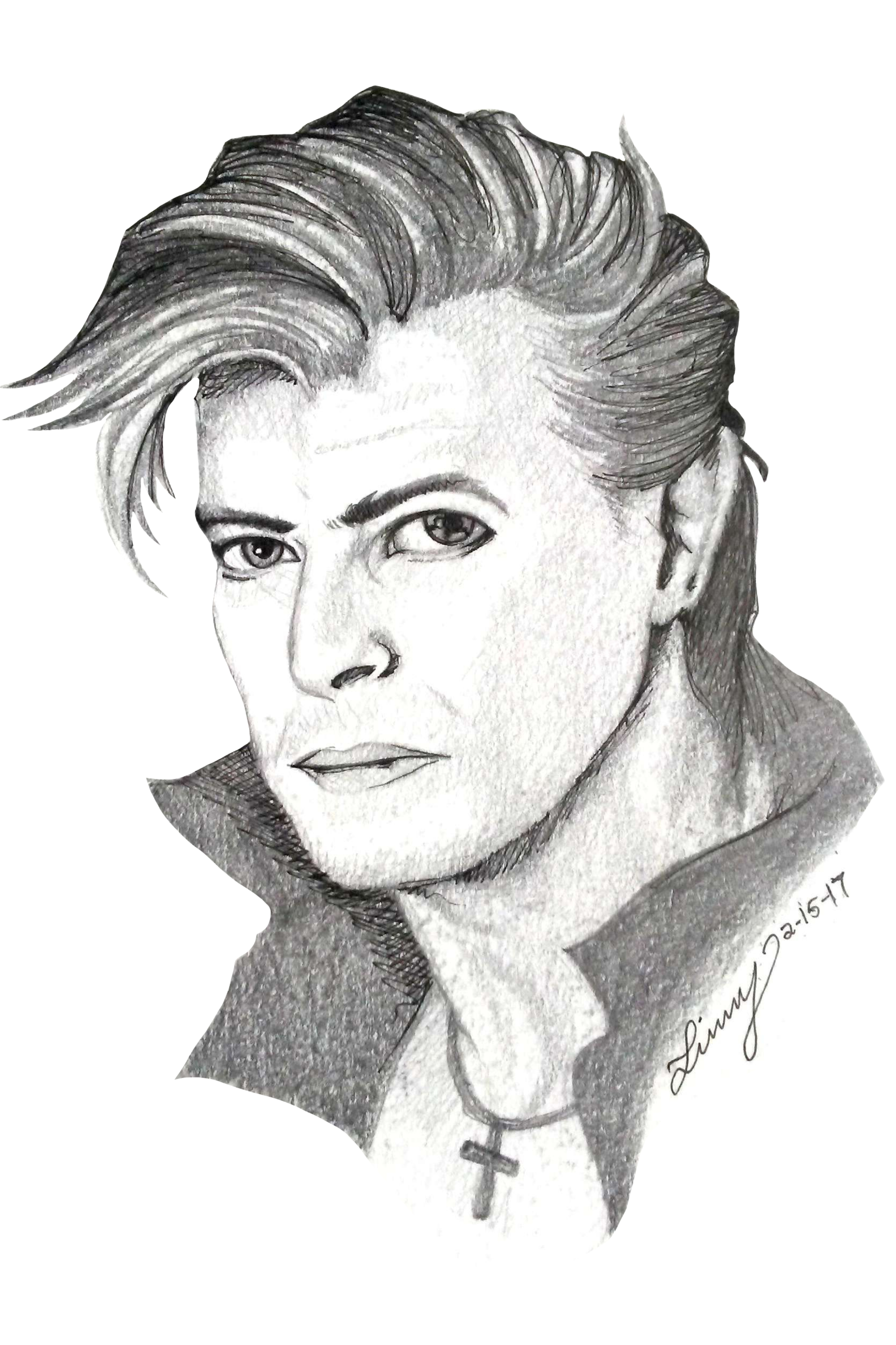 Holy David Bowie