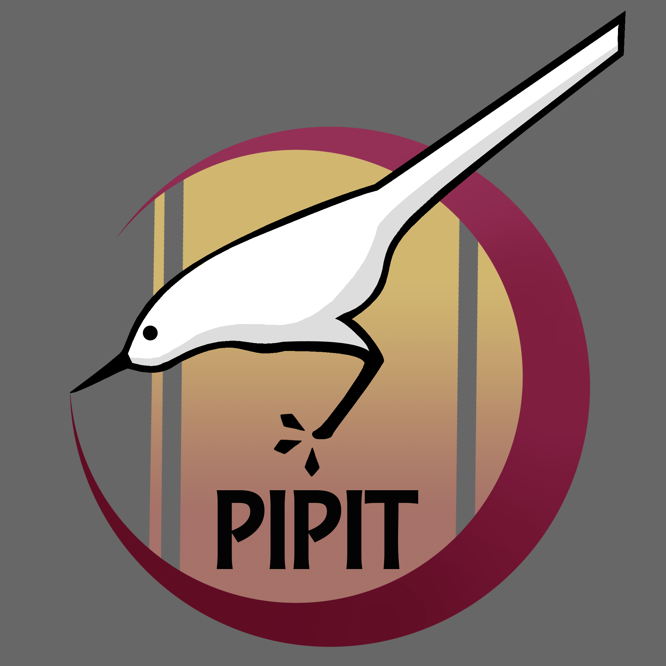 Pipit Design Logo