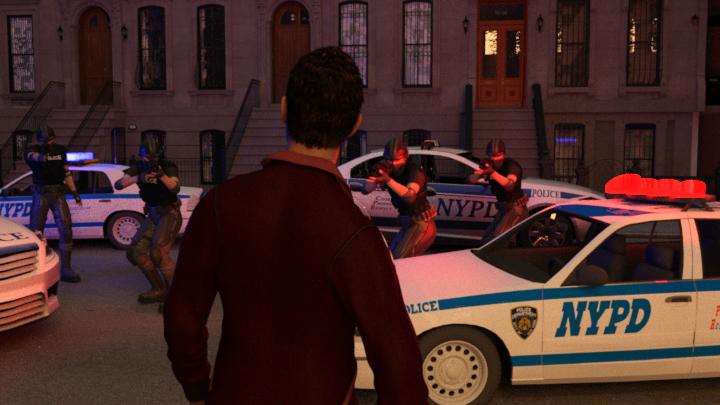 Heronn vs NYPD