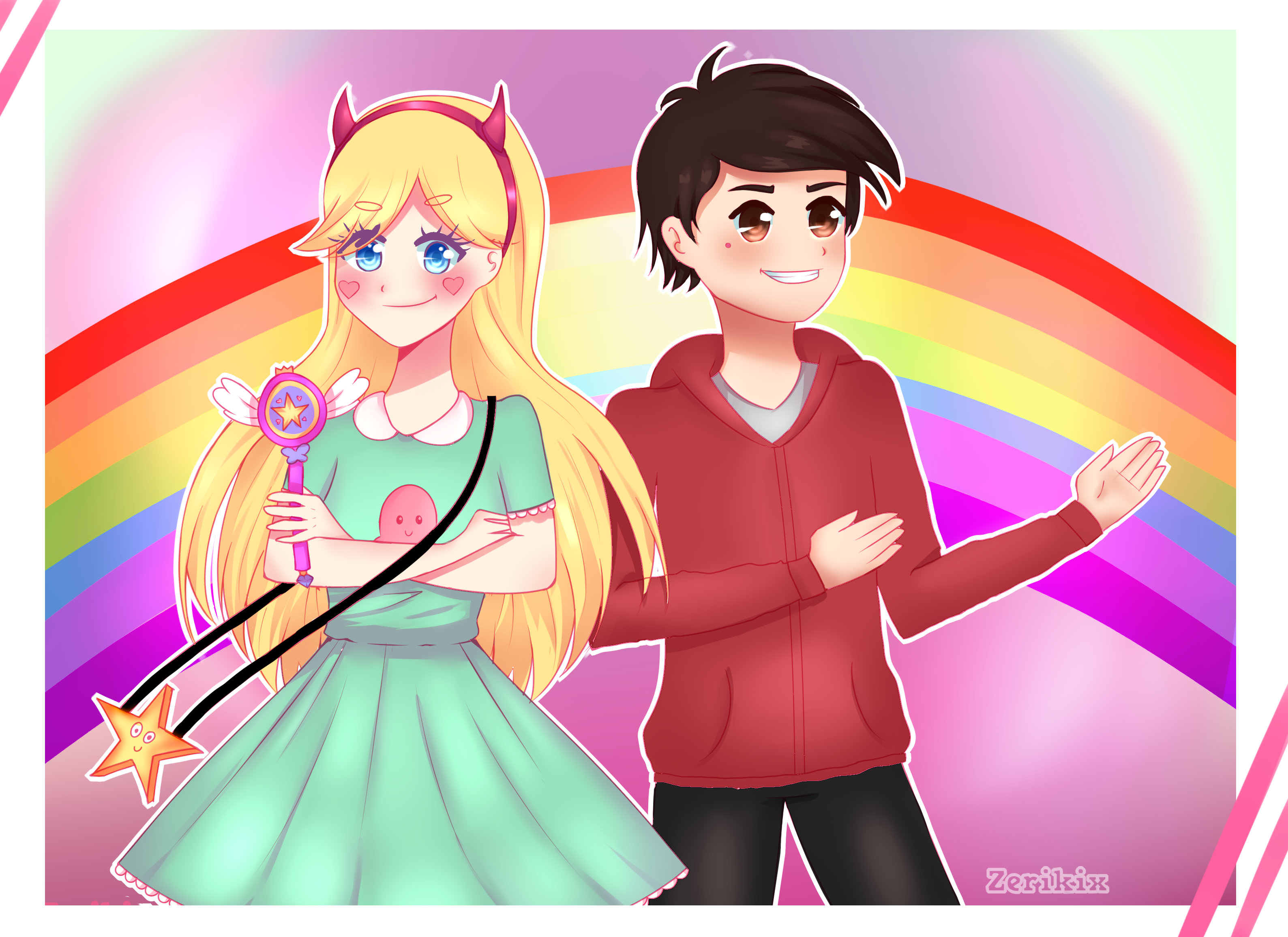 Star vs the Forces of Evil | Fanart