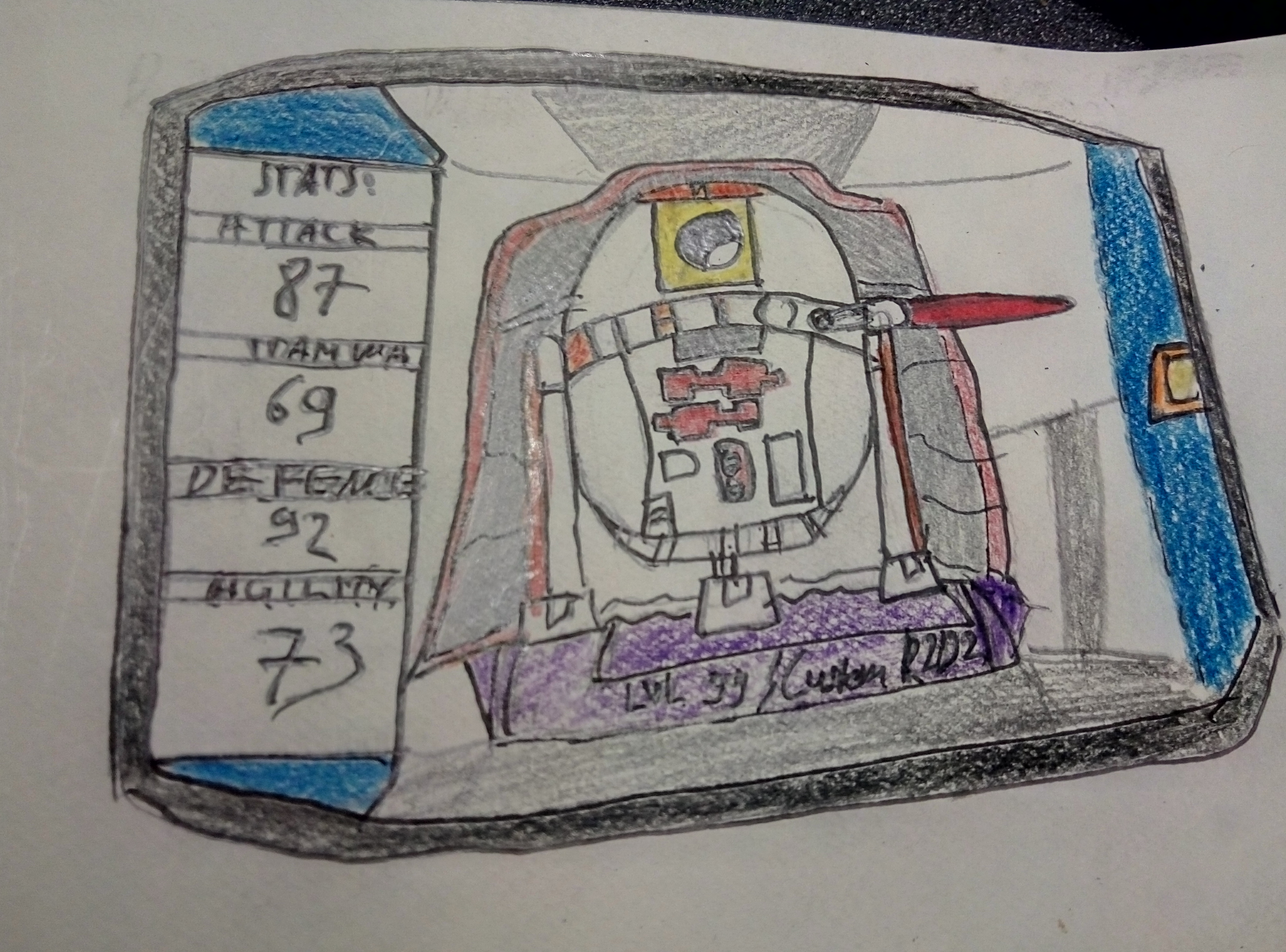 Ultimate R2D2_My first artwork on newgrounds.