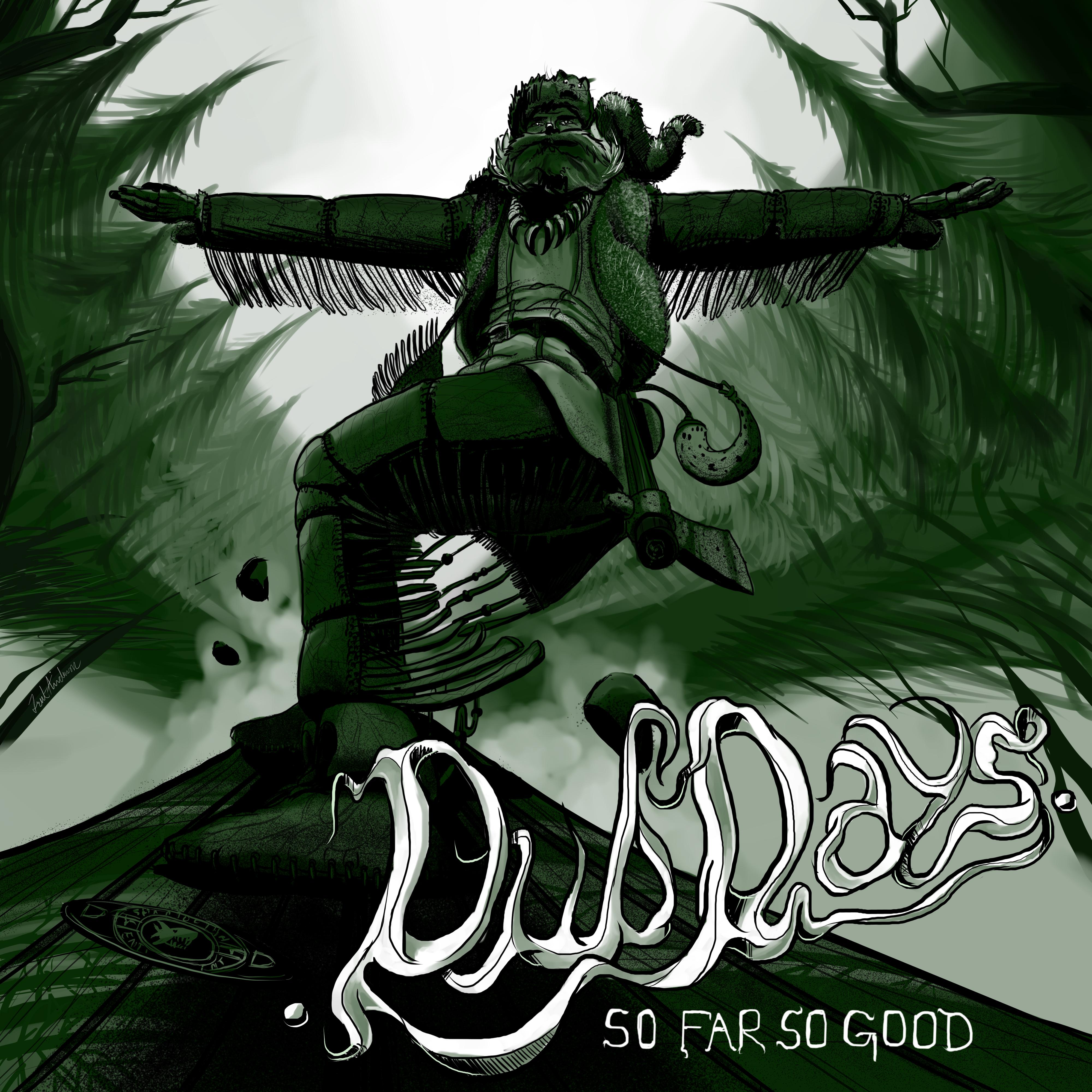 Dub Days Album Cover