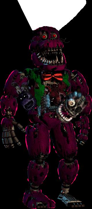 Barney Nightmare
