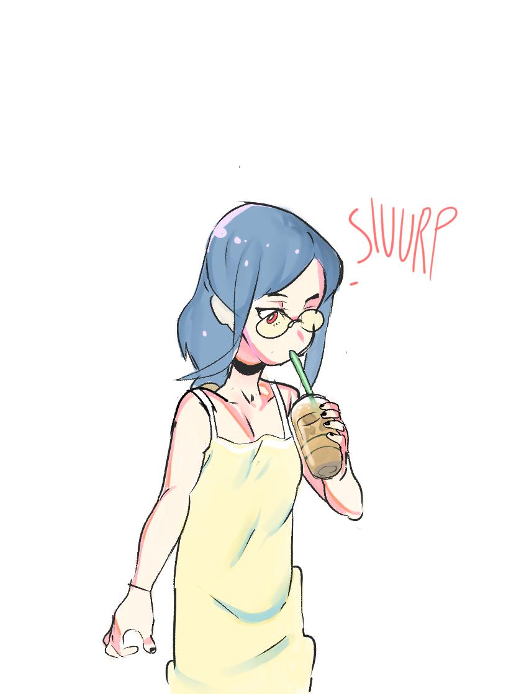 She sip
