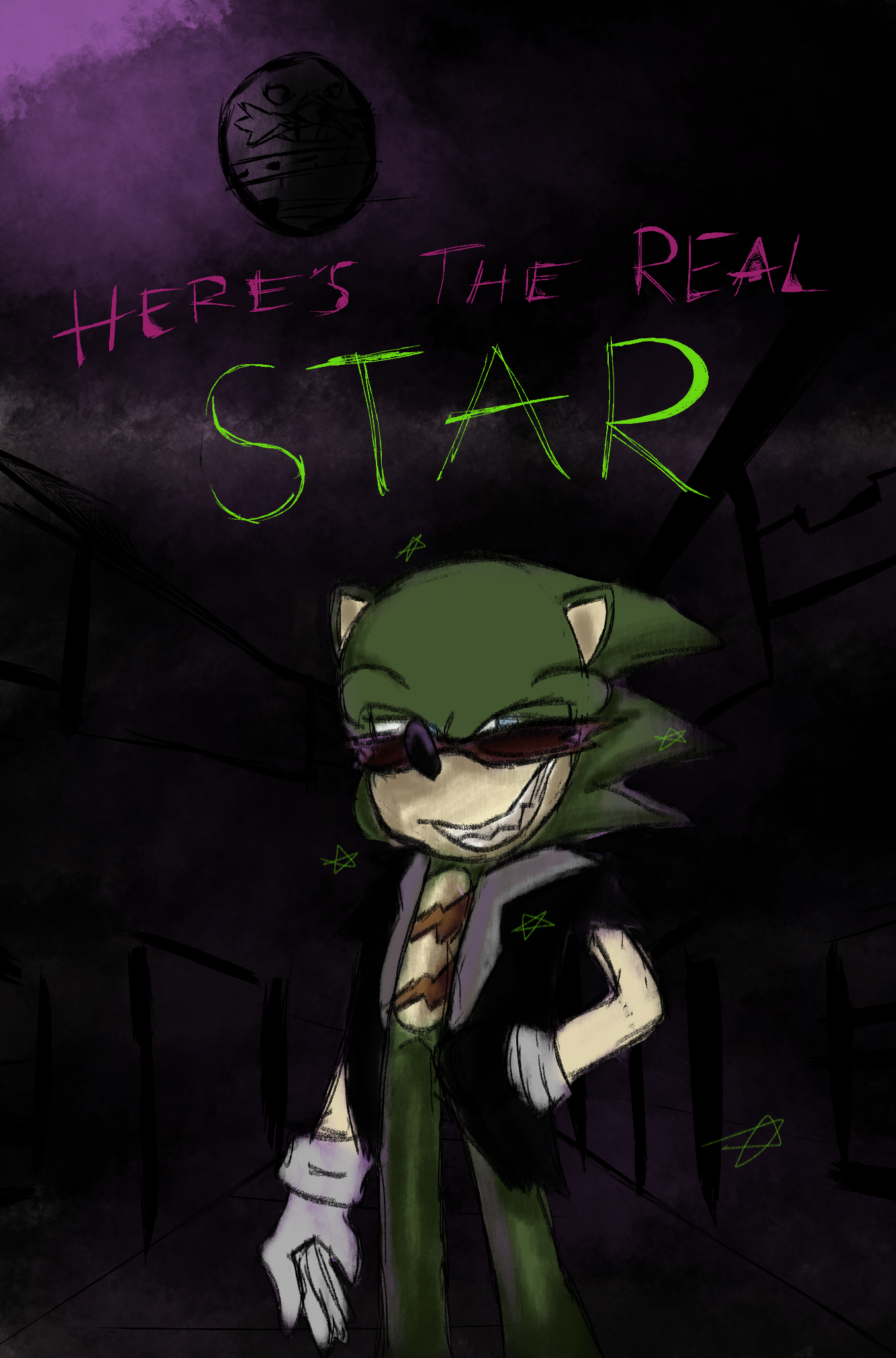 Scourge the STAR