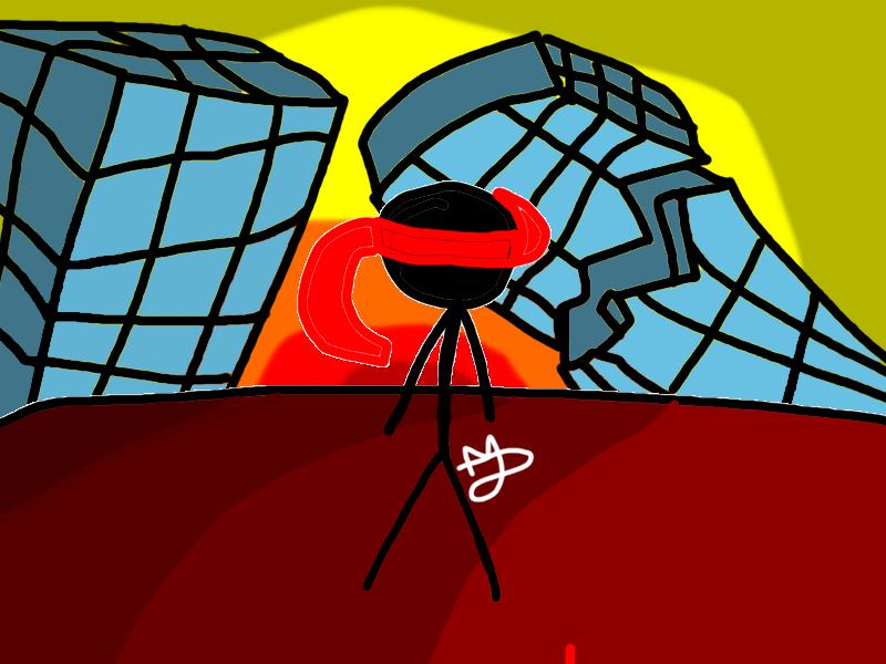 Samurai Stickman Adventures II