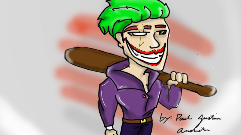 Joker From Suicide Squad!