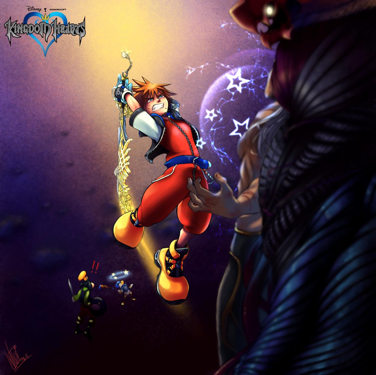 Niles' Kingdom Heart Fart!