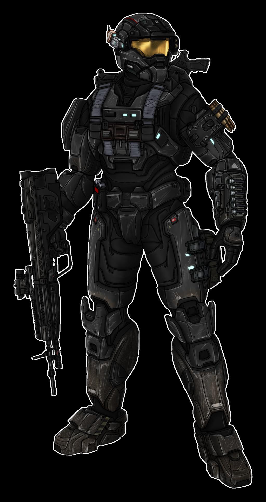 Commission - Spartan MrSkits