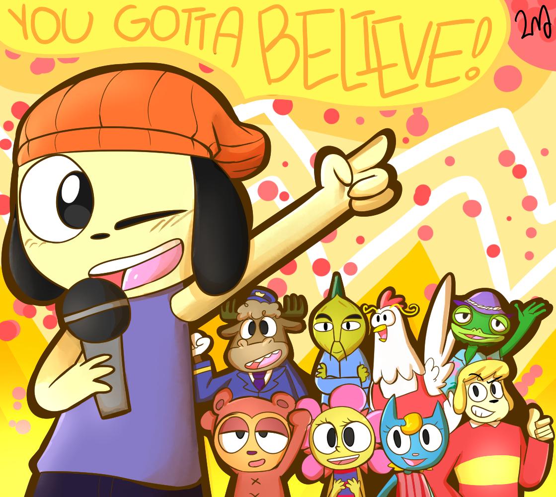 You just gotta believe!