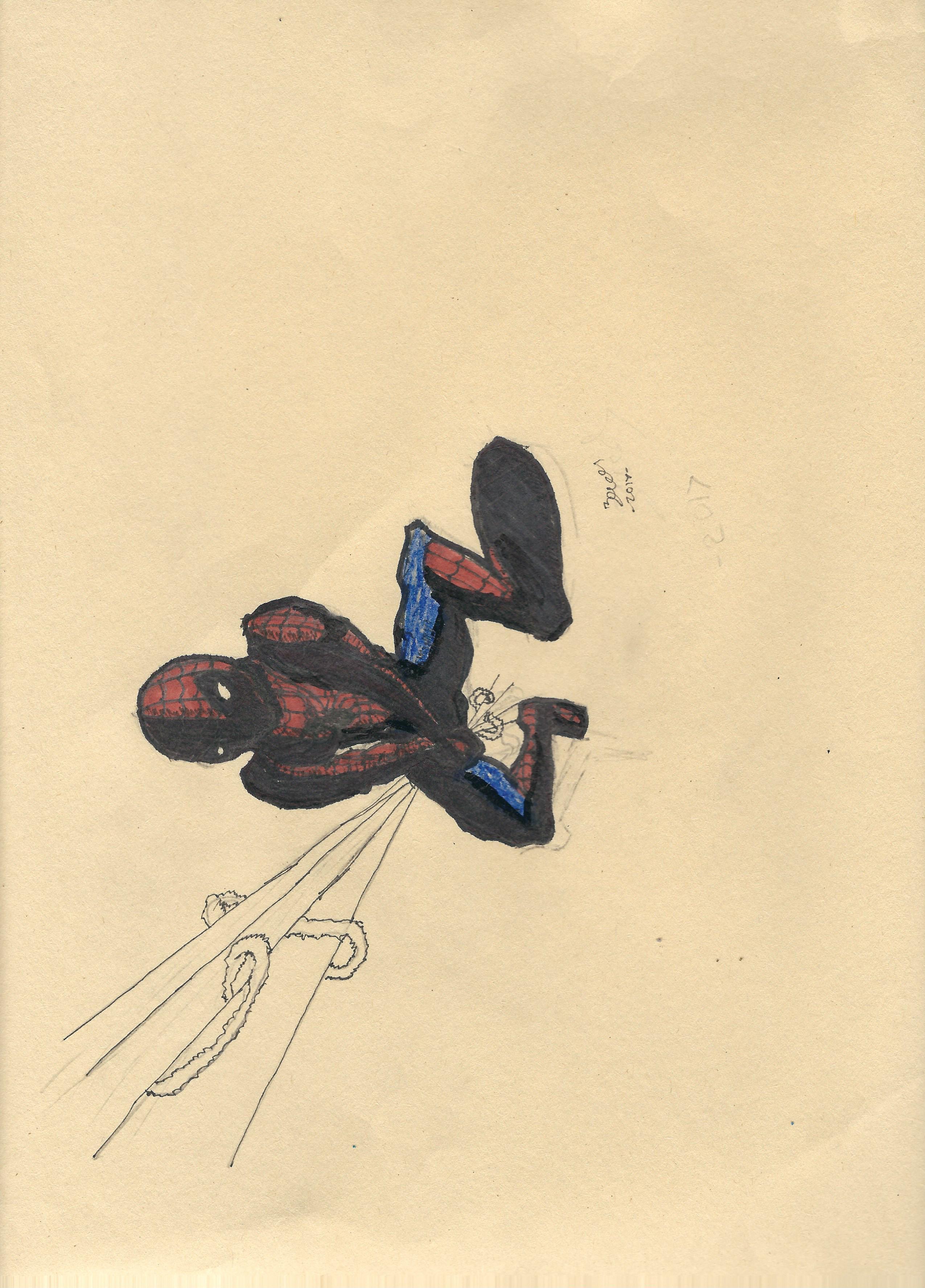 Spider-man v.1