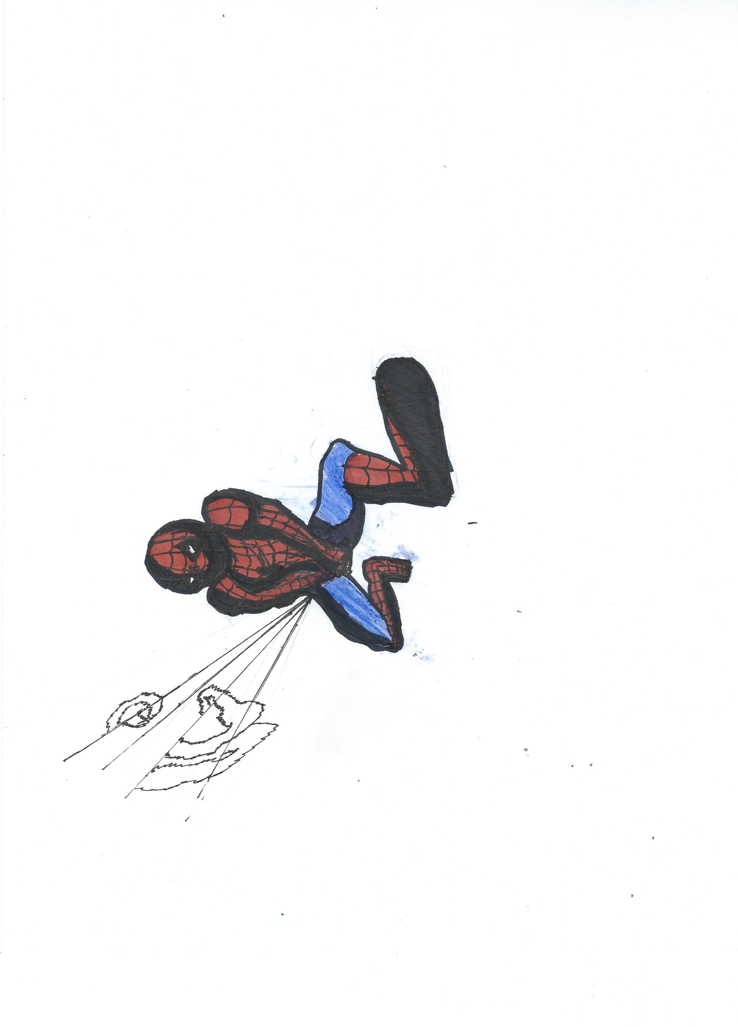 spider-man v.2