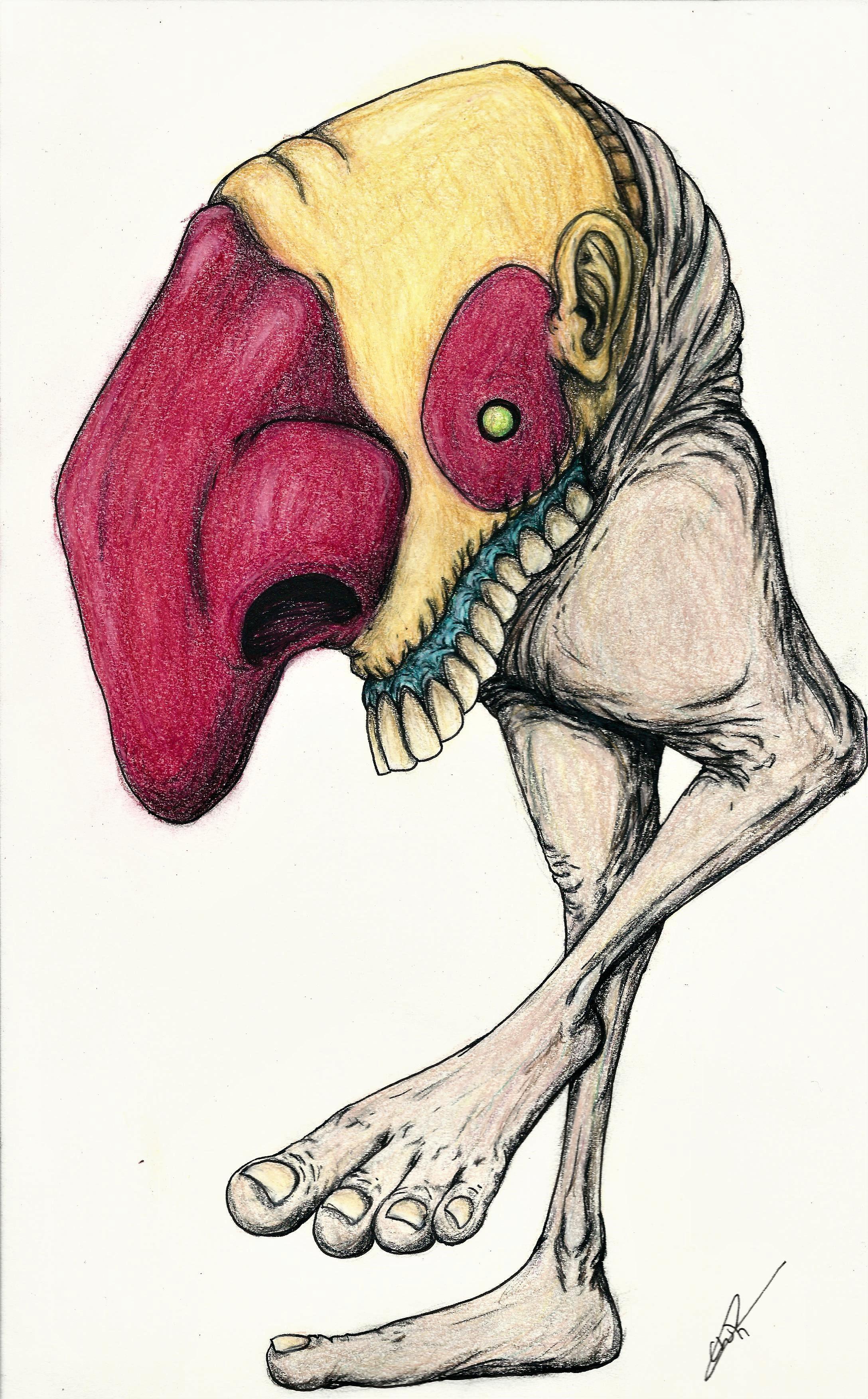 Nose Creature