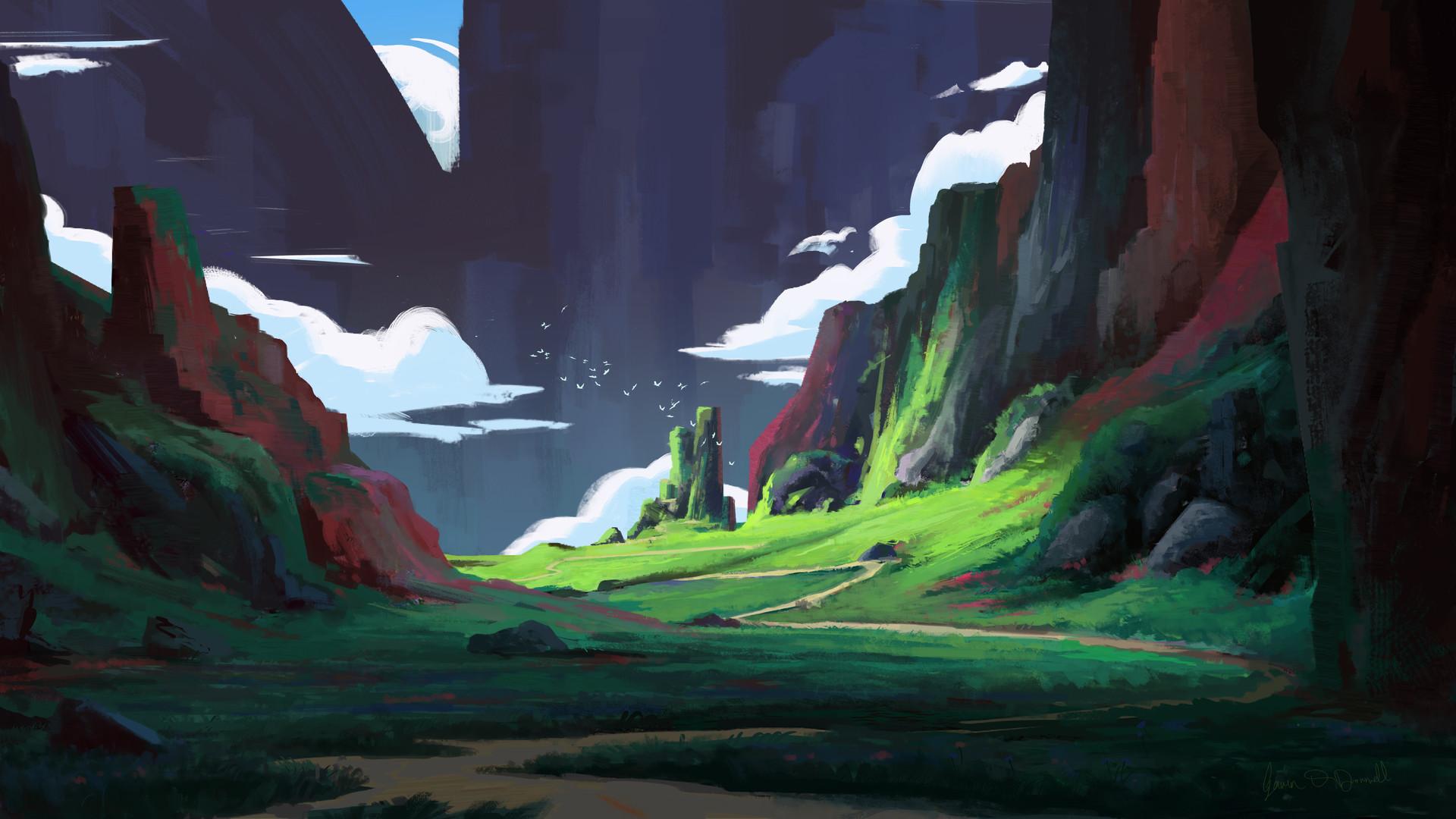 Ghibli Experiment