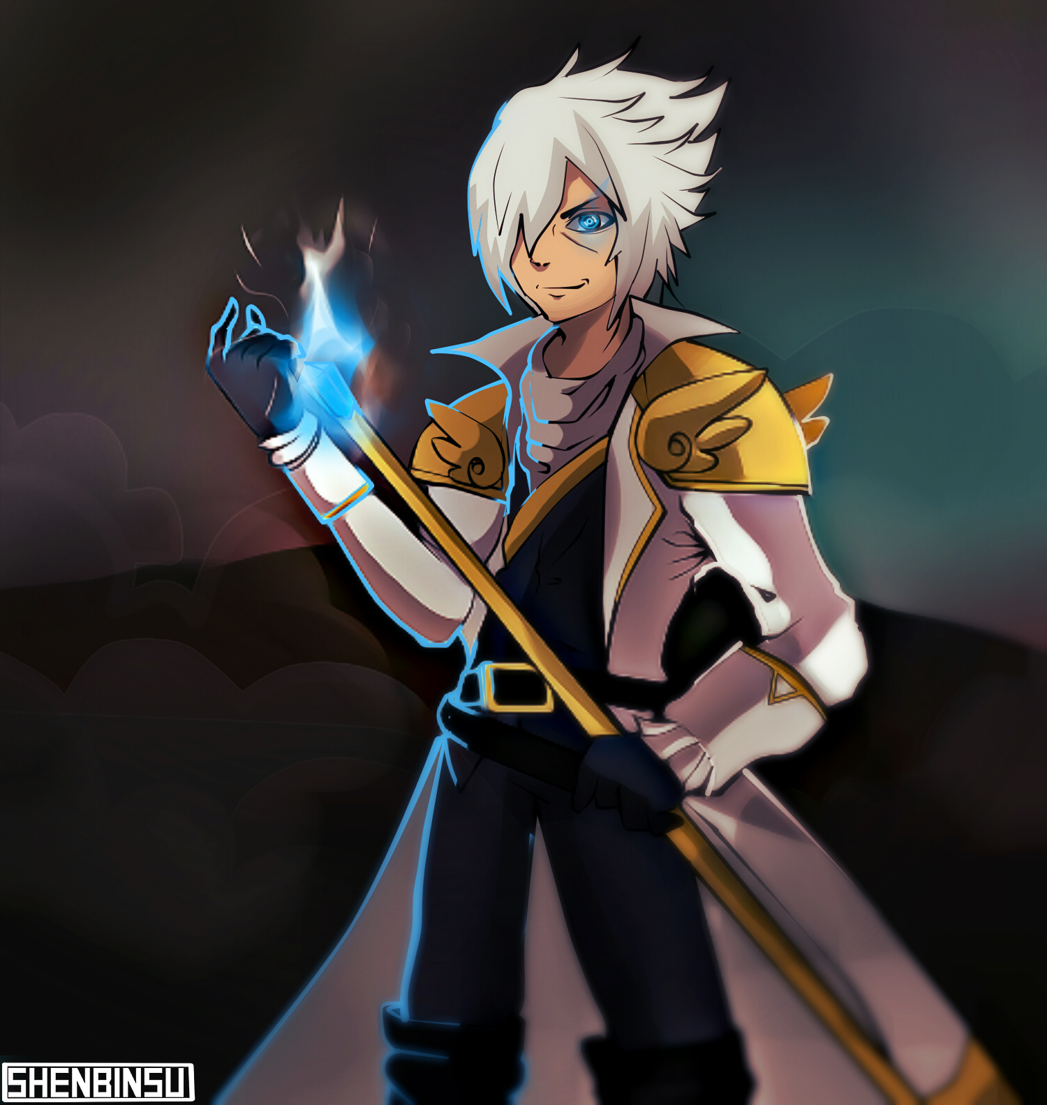 Light Naval Caster