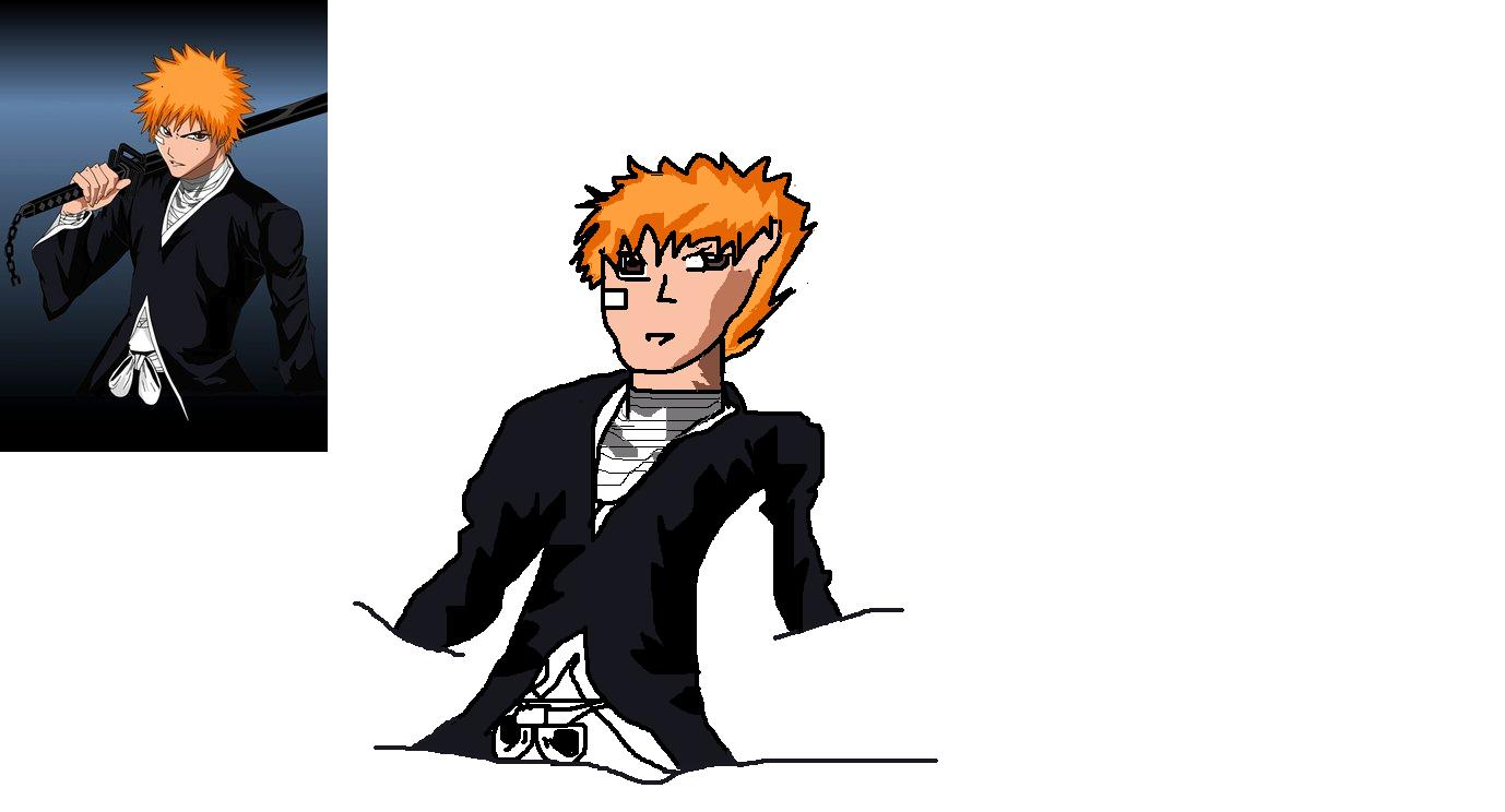ichigo ms paint