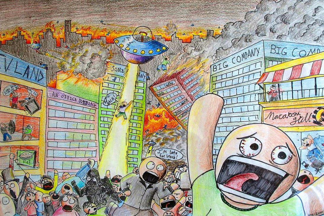 :Scene of Doom: